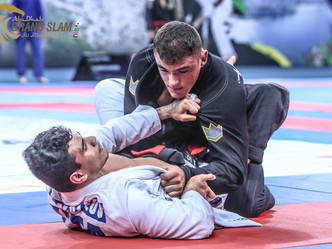 Abu Dhabi Grand Slam Rio: finals set for the adult black belt division after day of epic matches on