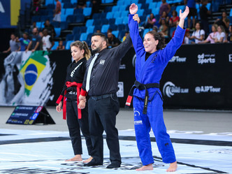 Abu Dhabi Grand Slam Rio: brackets released for two days of matches in Brazil