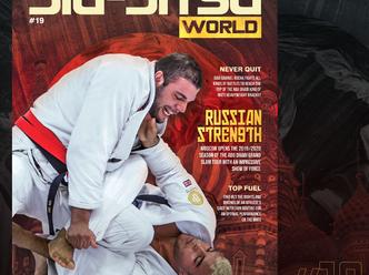 Out Now! Jiu-Jitsu World #19 - Russian Strength