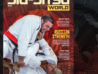 Out Now! Jiu-Jitsu World #19 - Russian Strength