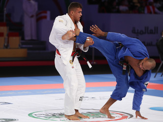 2019 ADWPJJC: black belt finals set after full day of thrilling matches in Abu Dhabi