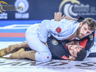 Abu Dhabi Grand Slam London: Boosted by winning long sought-after gold medal in Abu Dhabi, Adam Ward
