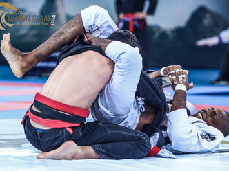 Abu Dhabi Grand Slam Rio: champions finish their way to the top of the podium in exciting day of fin