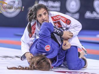 Abu Dhabi Grand Slam London: Thamara Silva fears no black belt as she goes for her fourth gold medal