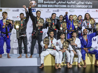 2018 ADWPJJC: black belt champions crowned in final day of historic event in Abu Dhabi