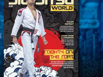 Out Now! Read Jiu-Jitsu World #20 - Mighty on the Mat
