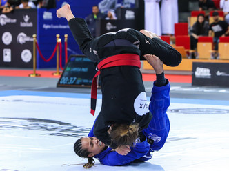 Abu Dhabi Grand Slam Tour Abu Dhabi: black belt champions crowned in thrilling matches under new sco