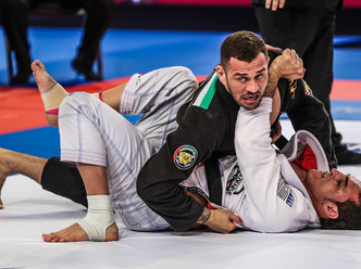 2019 ADWPJJC: Masters black belt division shifts day 4 into high gear as champions are crowned in Ab