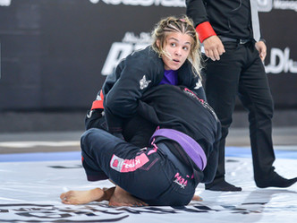 ADGS Rio: purple belts and brown belts put on a show on opening day in Brazil