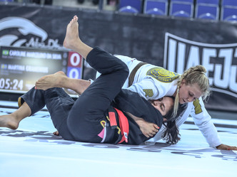 Abu Dhabi Grand Slam Tokyo: Sweden's Martina Gramenius going to Japan to stay on top after gold