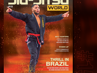 New Issue Out! JJW #15: Thrill in Brazil. Read online for free now!