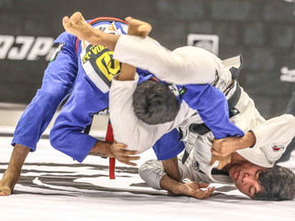 Abu Dhabi Grand Slam Los Angeles: black belt division features thrilling matches, big upsets, triump