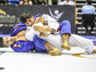 Abu Dhabi King of Mats: Isaac Doederlein ready to climb to the top of the lightweight bracket in Tok