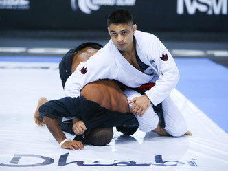 ADGS Rio: Black Belts in the Masters Division mix talent and experience in a thrilling day 2