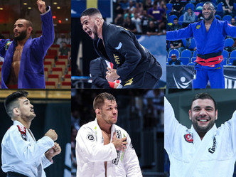 Abu Dhabi King of Mats: three crowns on the line as champions meet in Rio