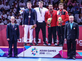 2018 Asian Games: Days 3 provides Grand Finale for Jiu-Jitsu competitions in Jakarta