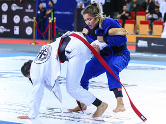 Abu Dhabi Grand Slam London: In talent-stacked 55kg division, Ana Rodrigues is ready to battle for h