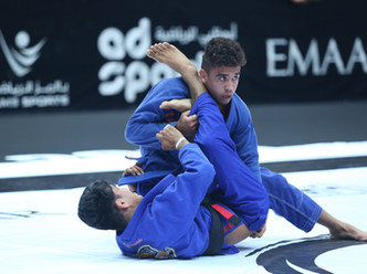 Abu Dhabi Grand Slam Tokyo: lineup of international stars climb to the top of the black belt divisio