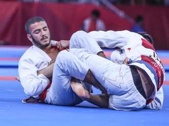 2018 Asian Games: Jiu-Jitsu debut features full day of thrilling matches and first ever medalists