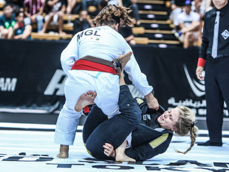 Abu Dhabi Grand Slam Los Angeles: brackets released; black belt division to feature epic matches