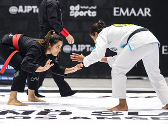 Abu Dhabi Grand Slam Rio brings to Brazil an unprecedented roster of talent in the black belt divisi