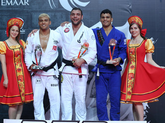 Abu Dhabi King of Mats: João Gabriel Rocha wages war to secure the right to fight for the heavyweigh