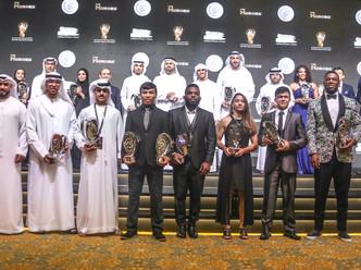 Night of Celebration for Jiu-Jitsu champions at the Abu Dhabi World Jiu-Jitsu Awards