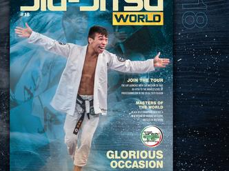 Out Now! Jiu-Jitsu World #18 - Glorious Occasion