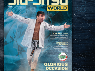 Out Now! Jiu-Jitsu World #18 - Glorious Occasion