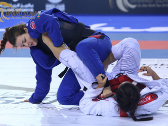 Abu Dhabi Grand Slam London: Samantha Cook comes home for final attempt to dethrone Brazilian rival
