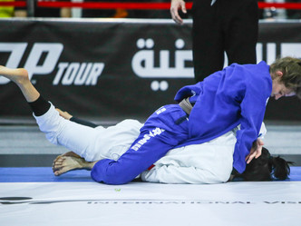 Abu Dhabi Grand Slam Tour: Day of triumph in Russia as Jiu Jitsu returns safely to Moscow