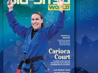 Out Now! Jiu-Jitsu World #22 - Carioca Court
