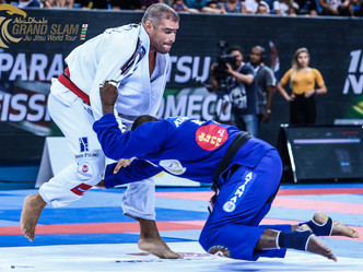 Abu Dhabi Grand Slam Rio: Rafael Carino to defend his title against Alexandre Barauna on return of t