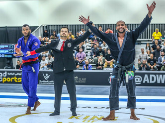 Abu Dhabi Grand Slam Rio: Erberth Santos looks to stay on the top after flawless performance in LA
