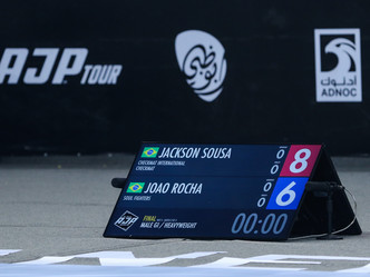 AJP announces new scoring system for the Abu Dhabi Grand Slam Tour and the ADWPJJC