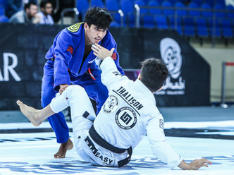 Abu Dhabi Grand Slam Moscow: black belt champions excel on the mats of Russia in thrilling opener fo