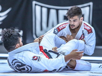 Abu Dhabi King of Mats: Merciless Isaac Doederlein finishes four out of five opponents on his way to
