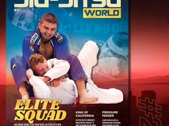 Out Now! Jiu-Jitsu World #21 - Elite Squad