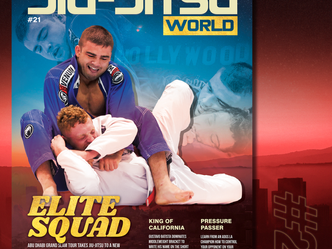 Out Now! Jiu-Jitsu World #21 - Elite Squad