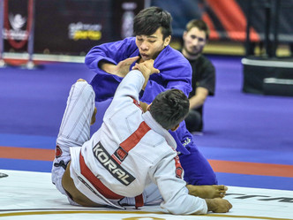 Abu Dhabi King of Mats travels to Tokyo for a full day of battles featuring eight of the best lightw