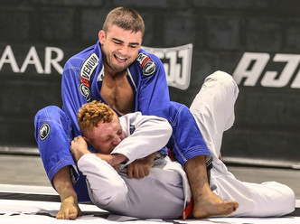Abu Dhabi King of Mats: Gustavo Batista tops the middleweight bracket after intense battles in Los A