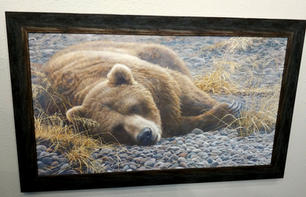 Grizzley at Rest