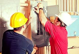 Residential Electrical Installation - Working  - Power Point Electric - Qualified Electricians in South Florida