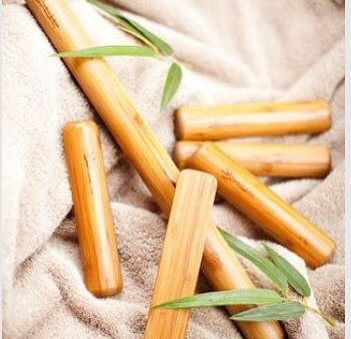 Warm Bamboo Massage