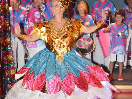 Tara Leads Ala Baiana - The Chandeliers of The Royal Pavillion!