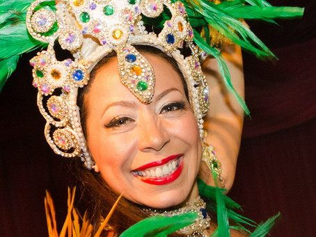 Gladys Cavalcante - Guest Teacher!