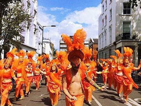 Beleza at Notting Hill Carnival 2016!