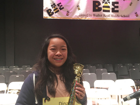 Long Beach Seventh Grader Advances to National Spelling Bee