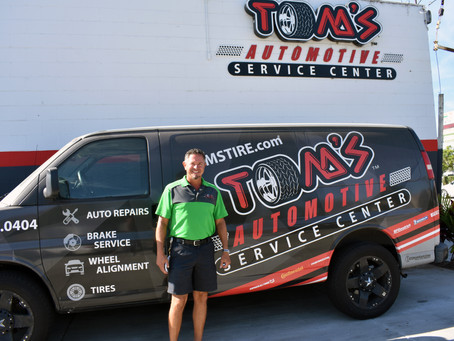 Tom's Automotive Service Center: Going the Extra Mile