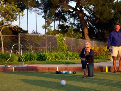 Long Beach Lawn Bowling: Where The Grass Is Greener